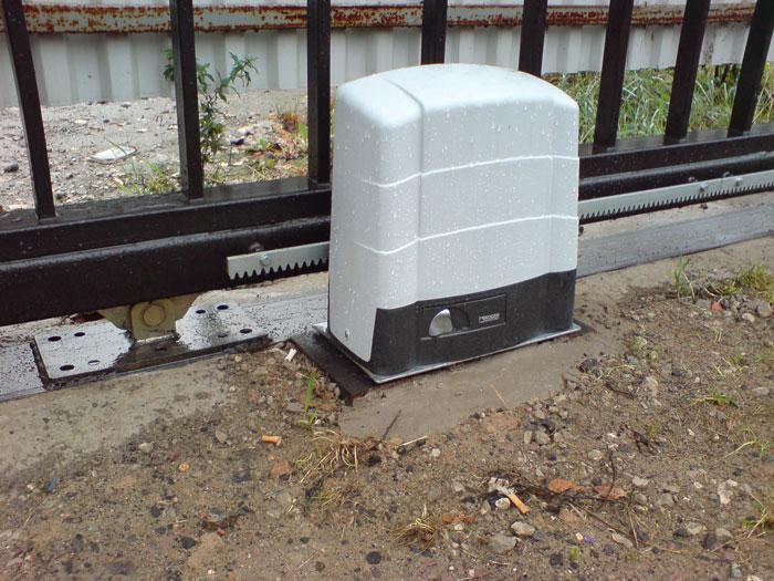 Привод под раздвижные ворота откатные ворота bx74 78 pdf