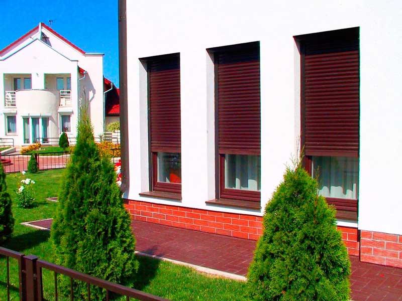 Пластиковые окна, жалюзи, окна пвх и рольставни - купить